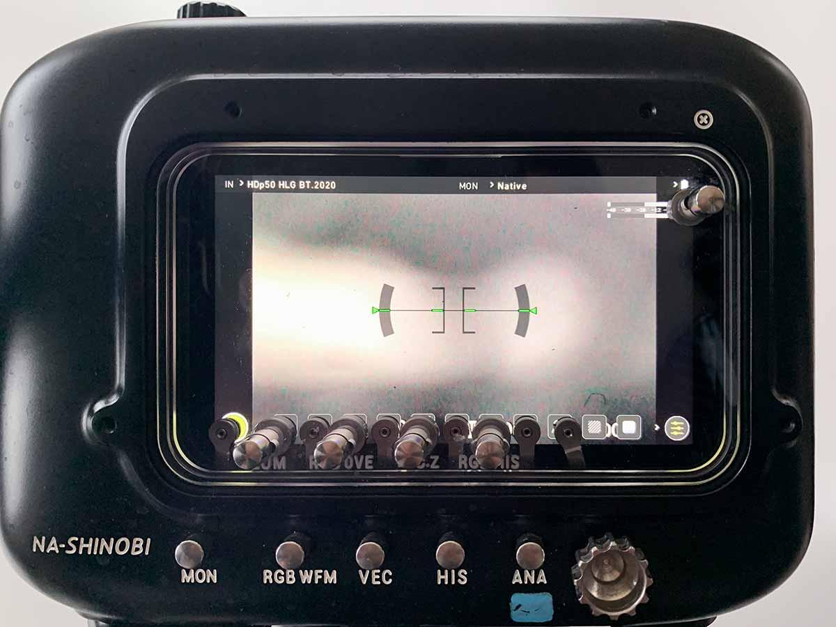 Nauticam NA-Shinobi vs Hugyfot Vision Xs